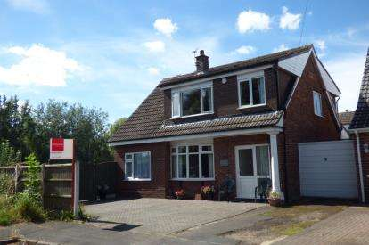 6 Bedrooms Detached House for sale in Shoreham Drive, Penketh, Warrington, Cheshire