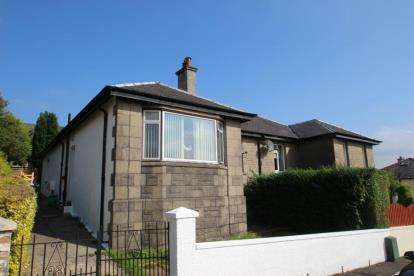 2 Bedrooms Bungalow for sale in Hillend Drive, Greenock