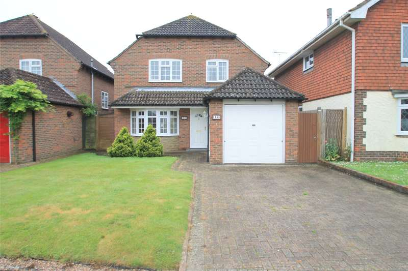 4 Bedrooms Detached House for sale in Greenwood Drive, Angmering, West Sussex, BN16