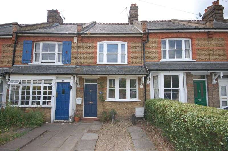 4 Bedrooms Terraced House for sale in New Road, Croxley Green, WD3 3EP