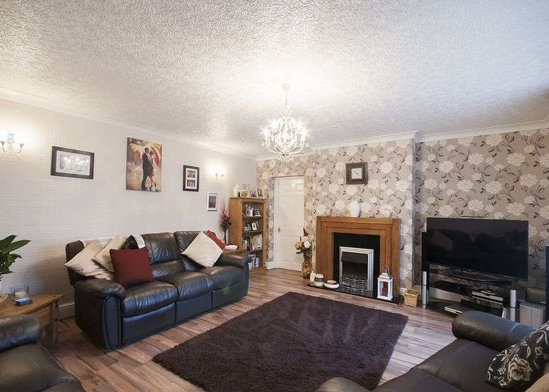 3 Bedrooms Detached Bungalow for sale in Mansfield Road, Mansfield Woodhouse