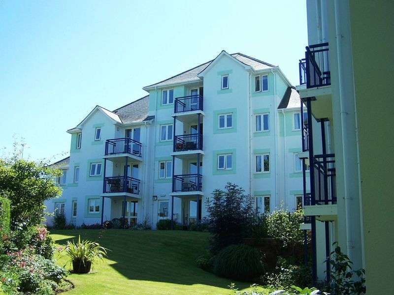 1 Bedroom Retirement Property for sale in Charlwood Court, Torquay, TQ1 4QT