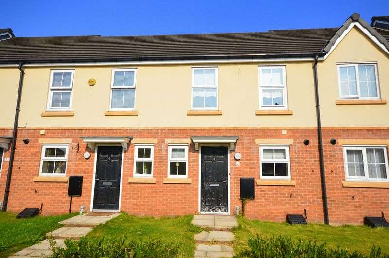 2 Bedrooms Semi Detached House for sale in Parbrook Road, Huyton