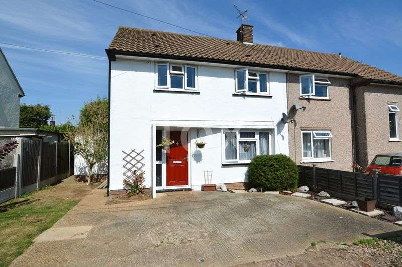 3 Bedrooms Semi Detached House for sale in Tylney Avenue, Rochford