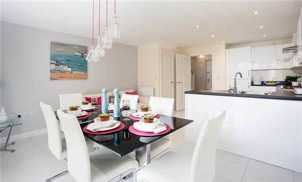 3 Bedrooms Property for sale in Plot 39 The Winchcombe- Priors Lea, Tennis Court Road, Paulton, BRISTOL, BS39 7LU