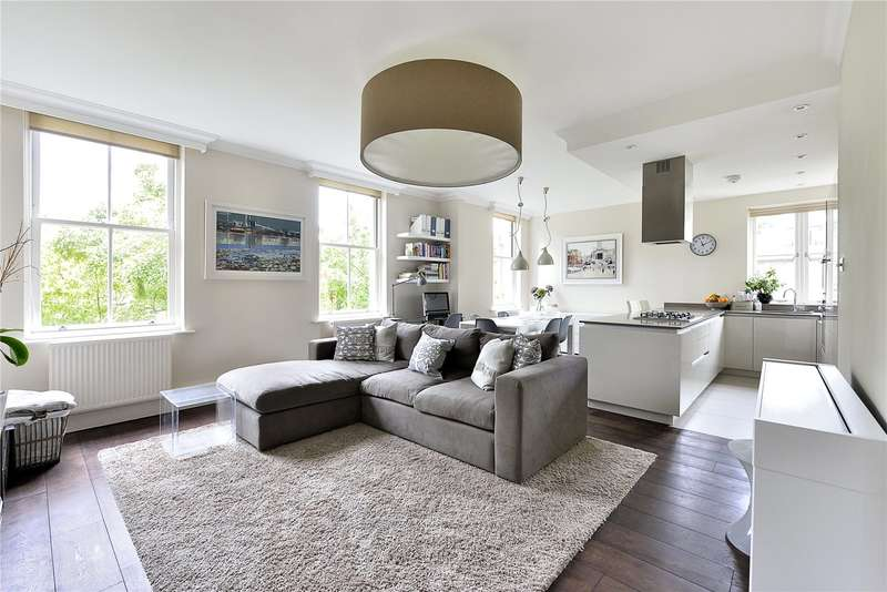 2 Bedrooms Flat for sale in Irving Mews, London, N1