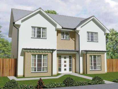 4 Bedrooms House for sale in Kilsyth, Glasgow