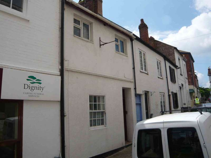 2 Bedrooms Terraced House for sale in Tower Street, Exmouth