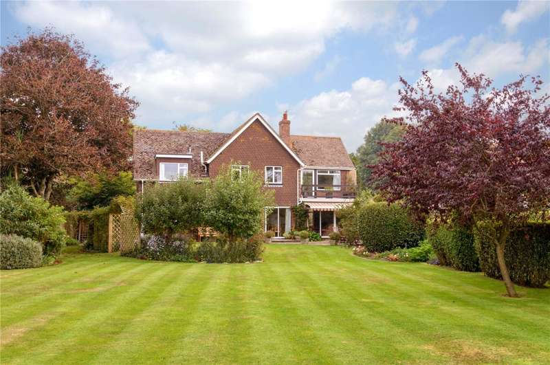 5 Bedrooms Detached House for sale in Poling Street, Poling, Arundel, West Sussex, BN18