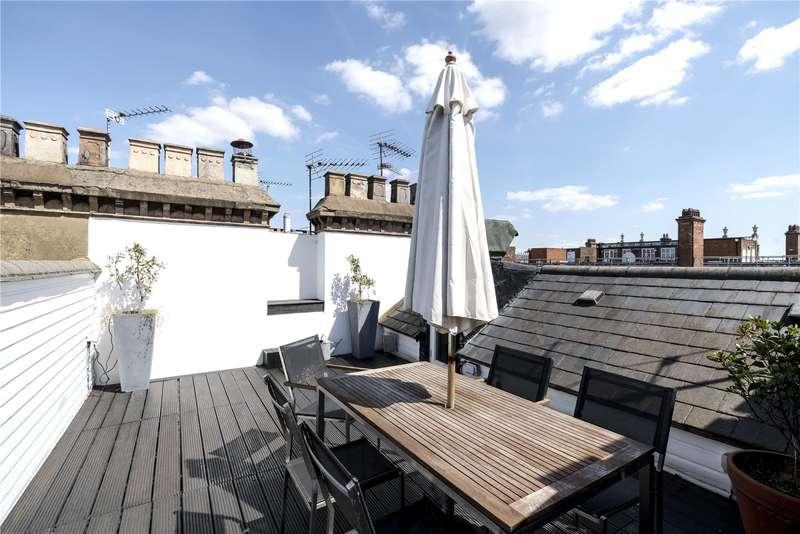 2 Bedrooms Flat for sale in Stafford Terrace, London, W8