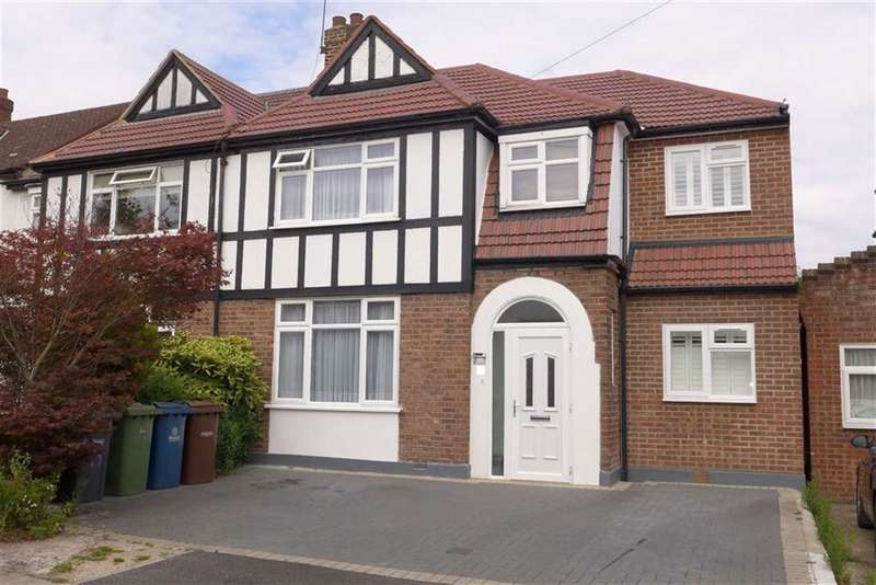6 Bedrooms House for sale in Radcliffe Road, Harrow Weald, Middlesex