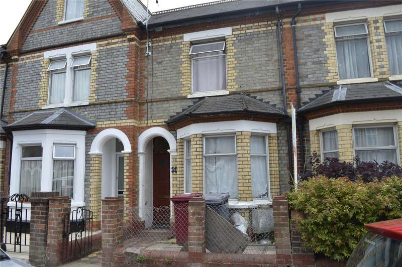 3 Bedrooms Terraced House for sale in Radstock Road, Reading, Berkshire, RG1