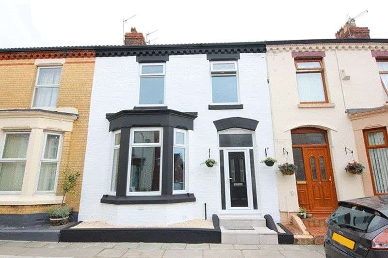 4 Bedrooms Terraced House for sale in Belgrave Road, Aigburth, Liverpool, L17