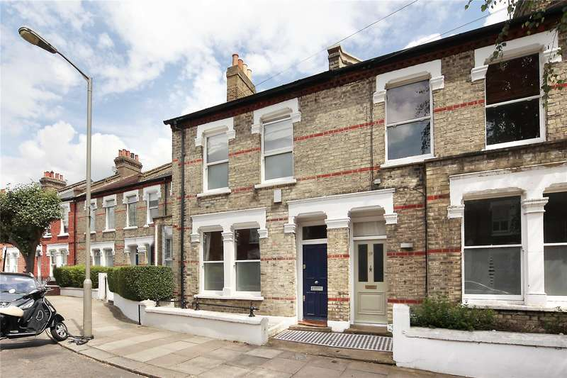 3 Bedrooms Terraced House for sale in Blandfield Road, Nightingale Triangle, London, SW12