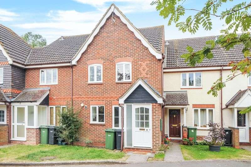 3 Bedrooms Terraced House for sale in Humber Close, Didcot