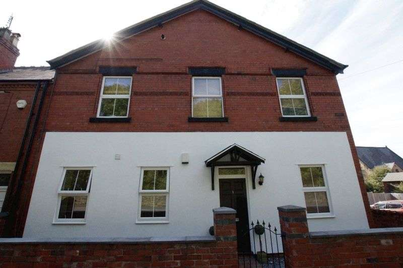 2 Bedrooms Flat for sale in King Street, Acrefair, Wrexham