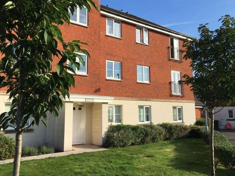 2 Bedrooms Flat for sale in Powis Close, Celtic Horizons, Newport