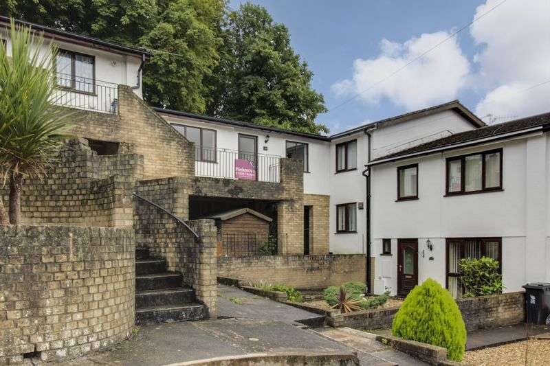 2 Bedrooms Flat for sale in Kensington Gardens, Newport