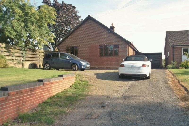 3 Bedrooms Detached Bungalow for sale in Main Street, Barton in the Beans