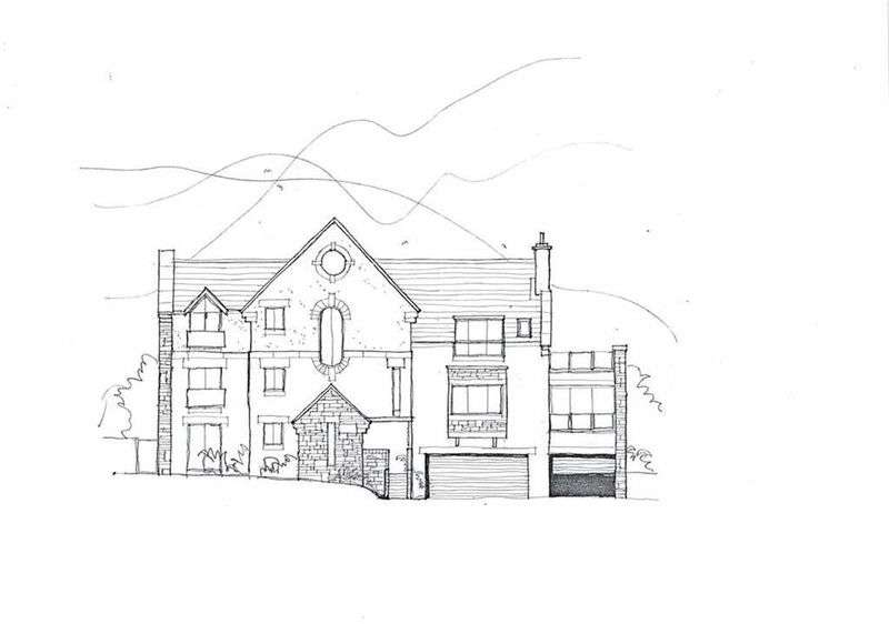 Property for sale in Plot 1 Kebroyd Lane, Sowerby Bridge