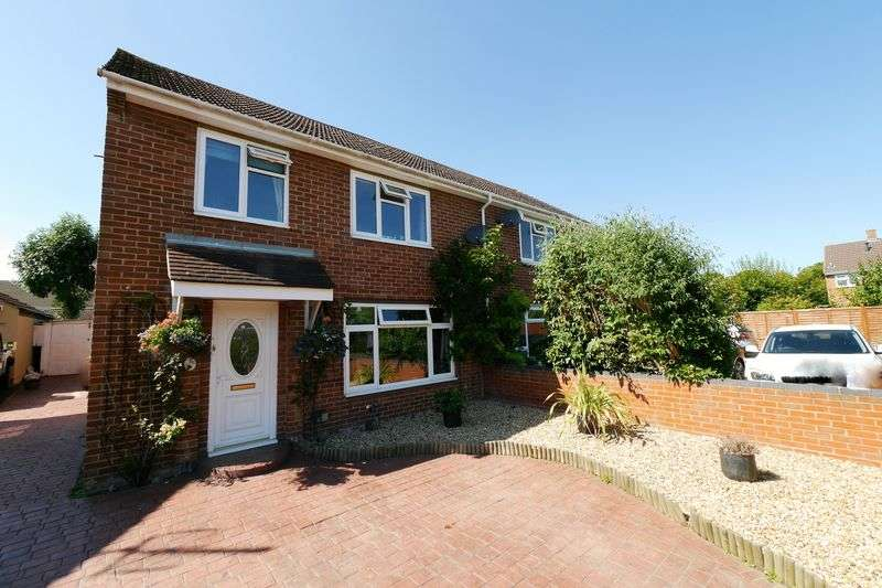 4 Bedrooms Semi Detached House for sale in SUTTON COURTENAY