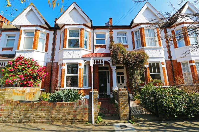 3 Bedrooms Terraced House for sale in Alverstone Avenue, Wimbledon Park
