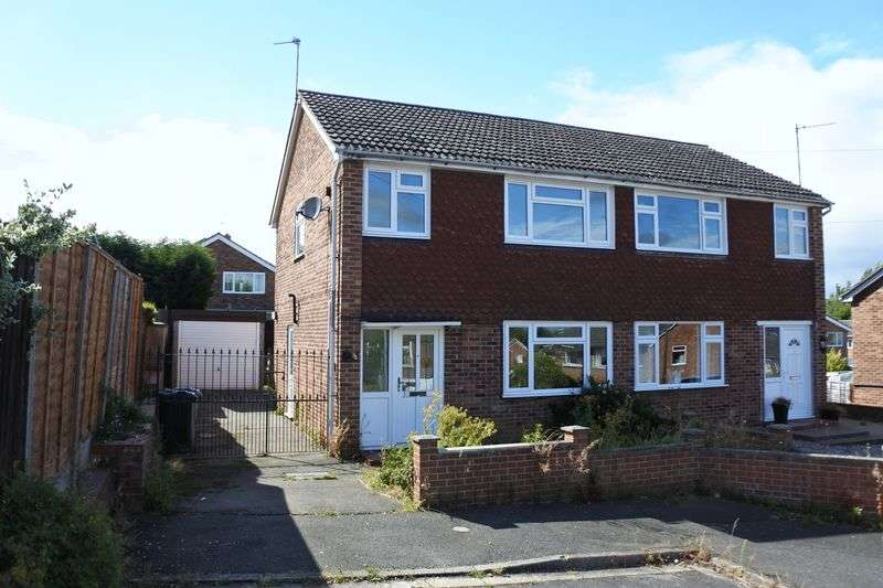 4 Bedrooms Semi Detached House for sale in St. Helens Close, Grantham