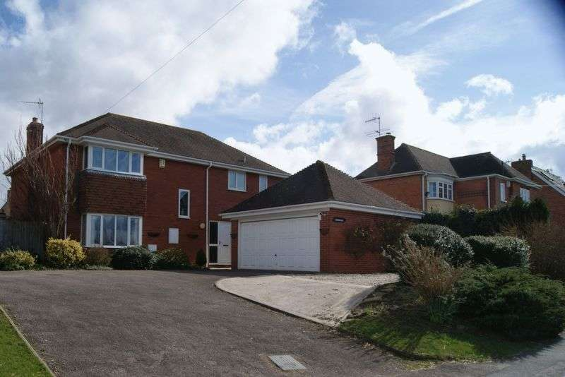 4 Bedrooms Detached House for sale in Manor Road, Wickhamford,
