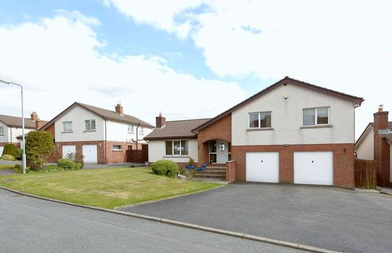 4 Bedrooms Detached House for sale in 16 Church Lodge, Castlereagh BT23 6ES