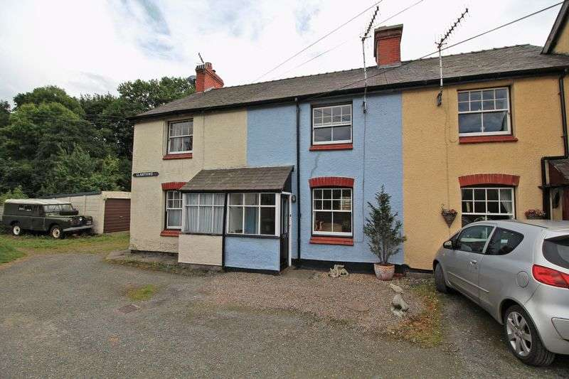 2 Bedrooms Terraced House for sale in New Road, Glyn Ceiriog