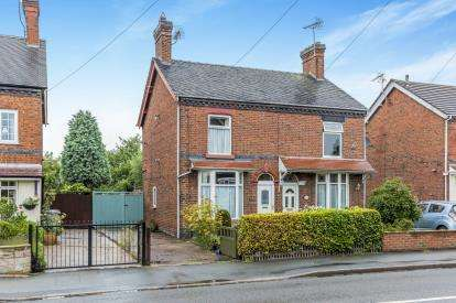 3 Bedrooms Semi Detached House for sale in Bradfield Road, Crewe, Cheshire