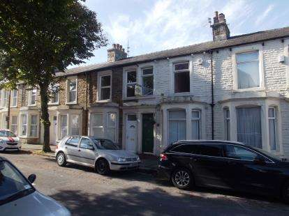 2 Bedrooms Terraced House for sale in Gardner Road, Heysham, Morecambe, LA3