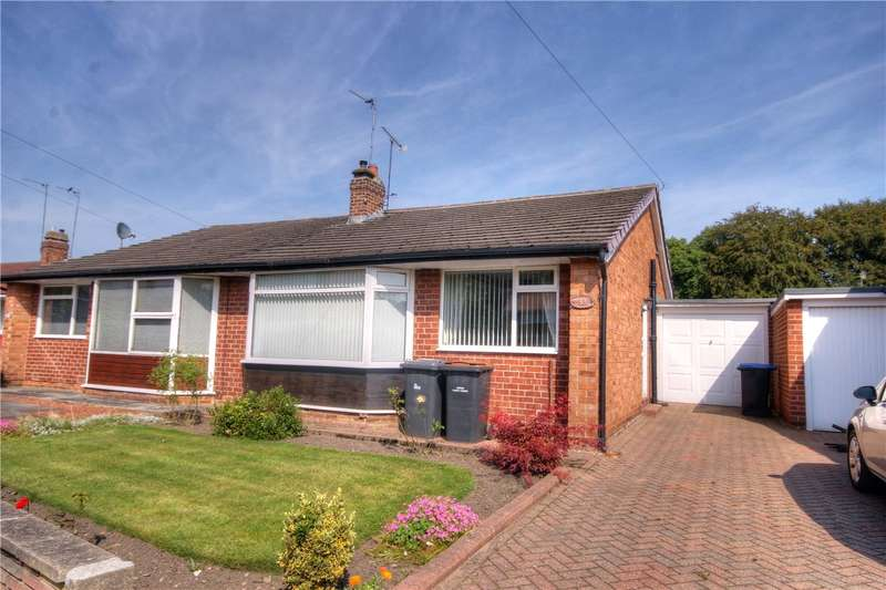 2 Bedrooms Semi Detached Bungalow for sale in Kingsmere, Chester le Street, County Durham, DH3