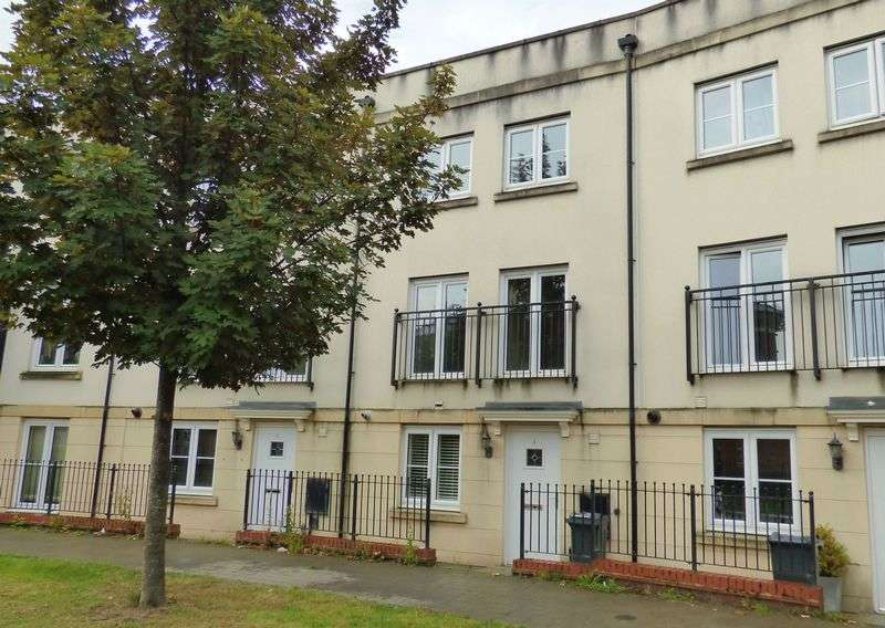 5 Bedrooms Terraced House for sale in Beamont Walk, Gloucester