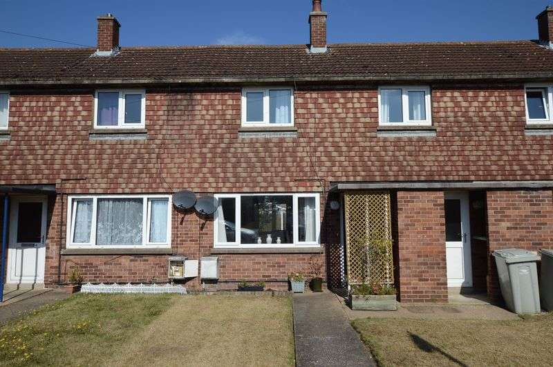 2 Bedrooms Terraced House for sale in 8 Gayle Road, Tattershall