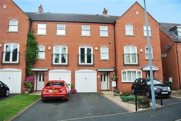 3 Bedrooms Terraced House for sale in David Harman Drive, West Bromwich