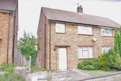 3 Bedrooms Semi Detached House for sale in Brow Close, Orpington