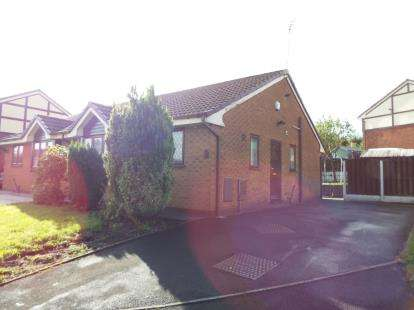 2 Bedrooms Bungalow for sale in Fenners Close, Bolton, Greater Manchester, BL3