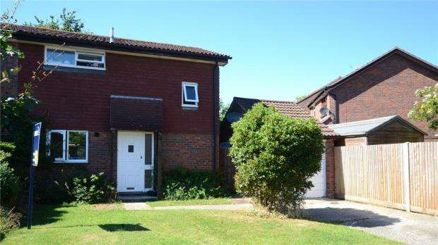 2 Bedrooms End Of Terrace House for sale in Tamar Way, Wokingham, Berkshire