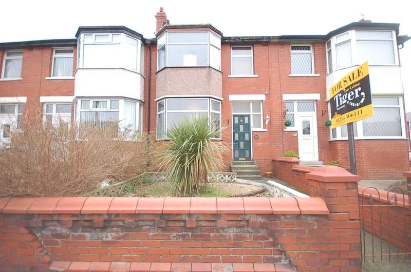 3 Bedrooms Terraced House for sale in Worcester Road, Blackpool