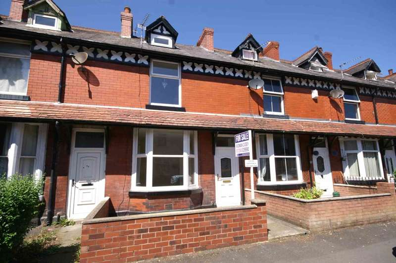 3 Bedrooms Terraced House for sale in Grime Street, Chorley