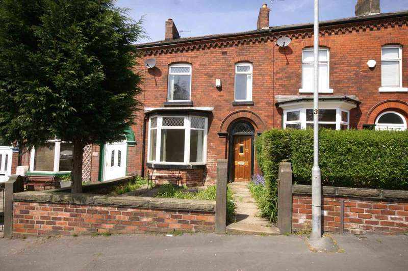 3 Bedrooms Terraced House for sale in Fox Street, Horwich