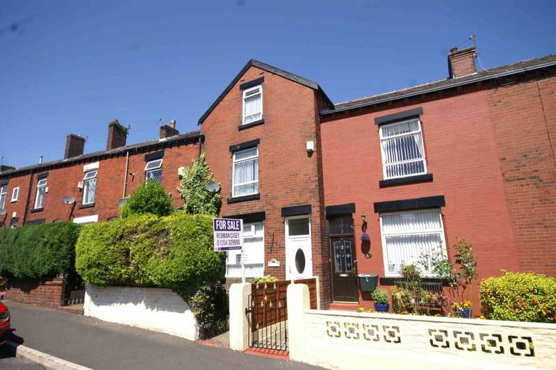 4 Bedrooms Terraced House for sale in Stanley Road, Heaton