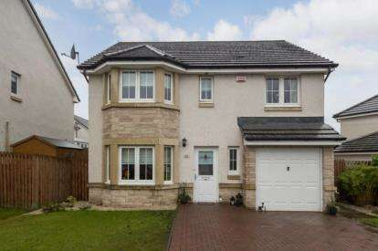 4 Bedrooms Detached House for sale in Old Rome Drive, Kilmarnock