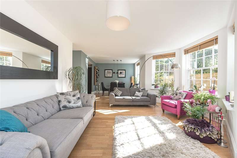 2 Bedrooms Flat for sale in Princess Park Manor, Royal Drive, London, N11