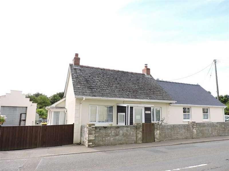 4 Bedrooms Property for sale in Saron, Llandysul