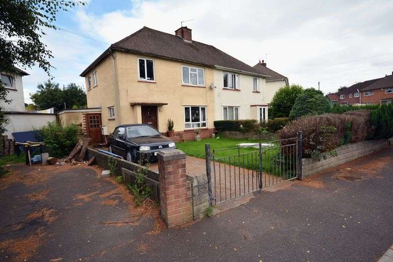3 Bedrooms Terraced House for sale in Whitland Crescent, Fairwater, Cardiff
