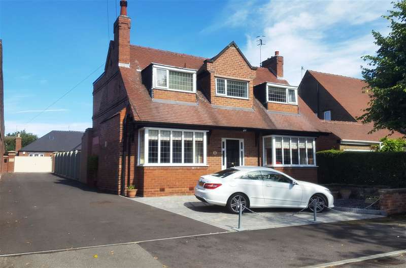 3 Bedrooms Detached House for sale in Scarborough Avenue, Ilkeston