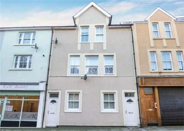 5 Bedrooms Terraced House for sale in Church Street, Ebbw Vale, Blaenau Gwent