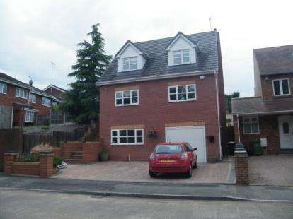 4 Bedrooms Detached House for sale in St. Peters Road, Dudley, West Midlands